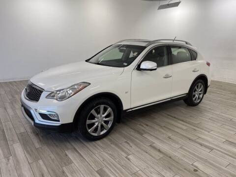 2017 Infiniti QX50 for sale at TRAVERS GMT AUTO SALES - Traver GMT Auto Sales West in O Fallon MO