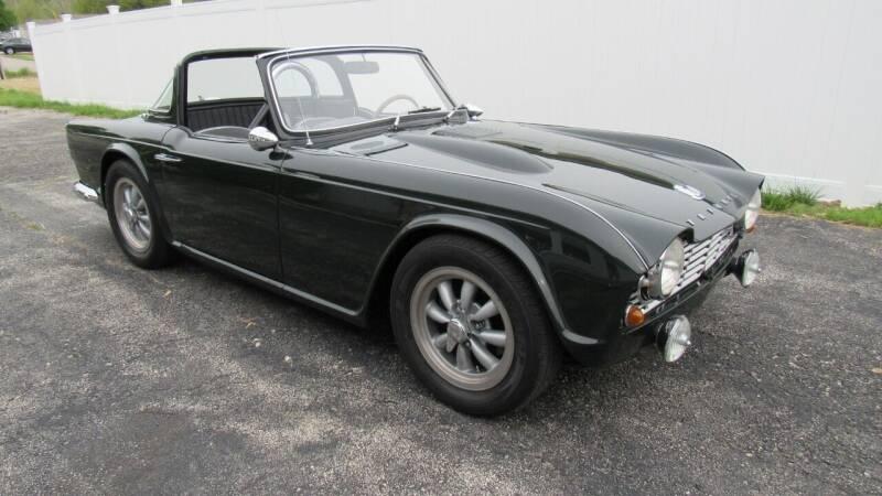 1963 Triumph TR4 for sale in Washington, MO