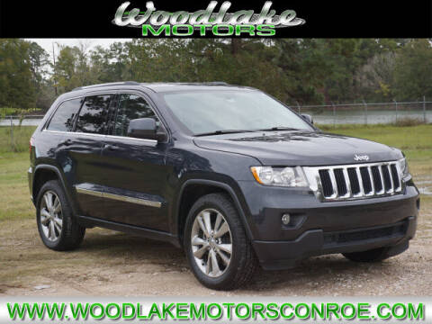 2013 Jeep Grand Cherokee for sale at WOODLAKE MOTORS in Conroe TX