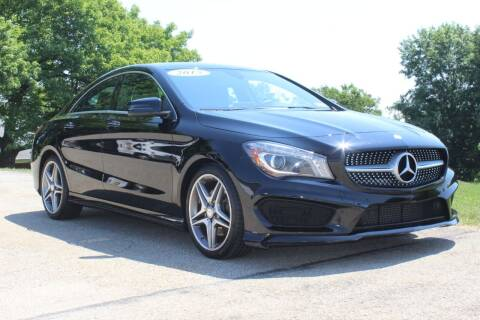 2015 Mercedes-Benz CLA for sale at Harrison Auto Sales in Irwin PA