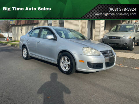 2006 Volkswagen Jetta for sale at Big Time Auto Sales in Vauxhall NJ