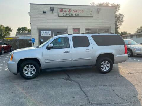 2013 GMC Yukon XL for sale at C & S SALES in Belton MO