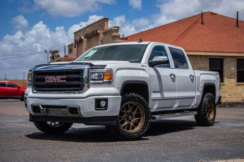 2015 GMC Sierra 1500 for sale at Jerrys Auto Sales in San Benito TX