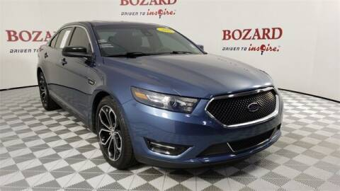 2018 Ford Taurus for sale at BOZARD FORD in Saint Augustine FL