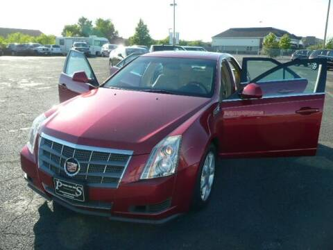 2008 Cadillac CTS for sale at Prospect Auto Sales in Osseo MN