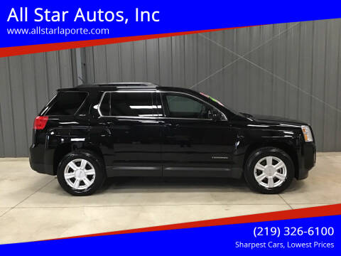 2015 GMC Terrain for sale at All Star Autos, Inc in La Porte IN