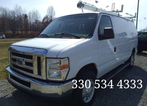 2011 Ford E-Series Cargo for sale at Hern Motors - 2021 BROOKFIELD RD Lot in Hubbard OH