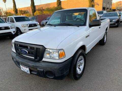 2010 Ford Ranger for sale at C. H. Auto Sales in Citrus Heights CA