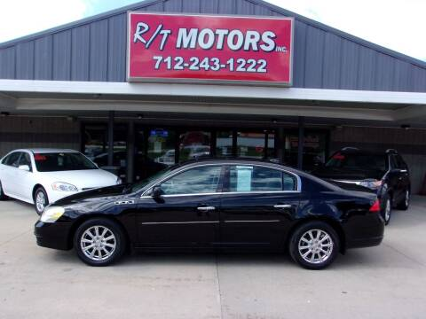 2011 Buick Lucerne for sale at RT Motors Inc in Atlantic IA