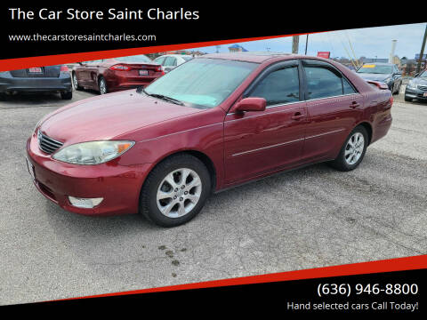 2005 Toyota Camry for sale at The Car Store Saint Charles in Saint Charles MO