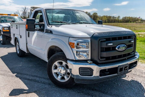 2016 Ford F-350 Super Duty for sale at Fruendly Auto Source in Moscow Mills MO