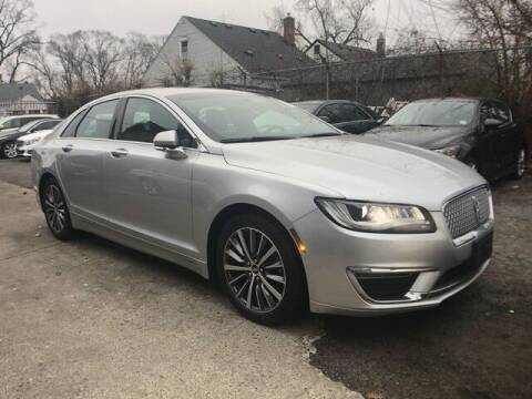 2017 Lincoln MKZ Hybrid for sale at SOUTHFIELD QUALITY CARS in Detroit MI
