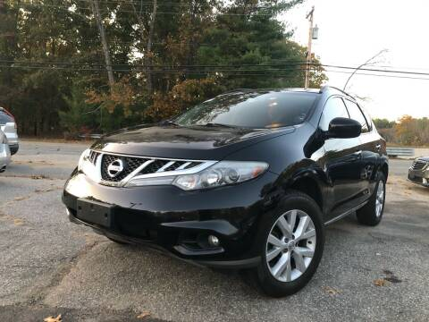2011 Nissan Murano for sale at Royal Crest Motors in Haverhill MA