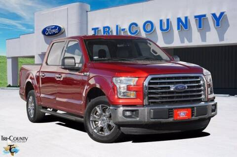 2016 Ford F-150 for sale at TRI-COUNTY FORD in Mabank TX