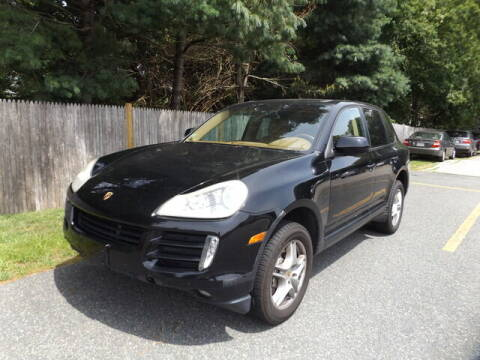 2008 Porsche Cayenne for sale at Wayland Automotive in Wayland MA