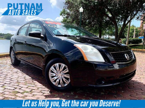 2009 Nissan Sentra for sale at PUTNAM AUTO SALES INC in Marietta OH
