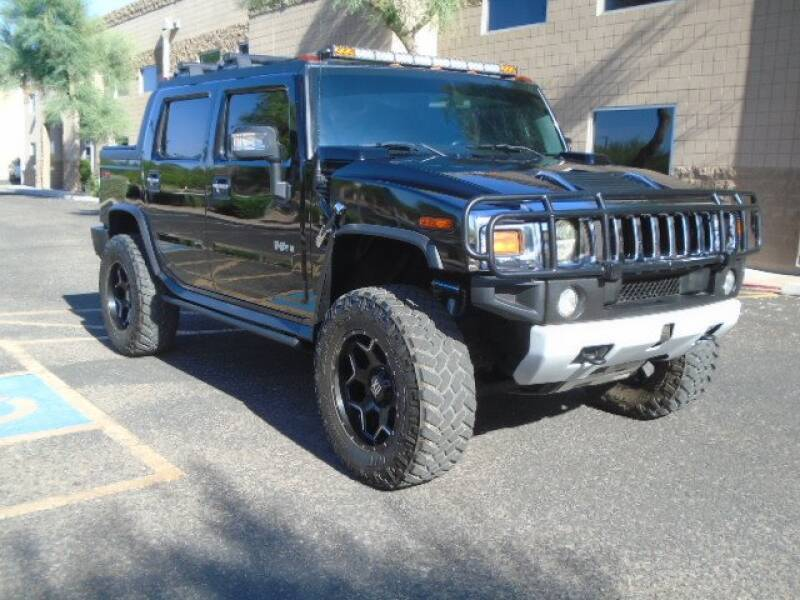 2008 HUMMER H2 SUT for sale at COPPER STATE MOTORSPORTS in Phoenix AZ