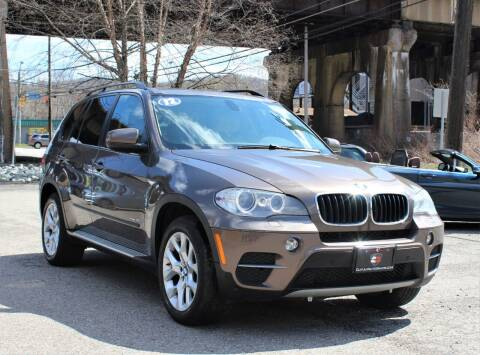 2012 BMW X5 for sale at Cutuly Auto Sales in Pittsburgh PA