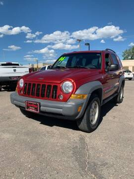 2006 Jeep Liberty for sale at Quality Auto City Inc. in Laramie WY