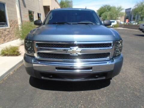 2009 Chevrolet Silverado 1500 for sale at COPPER STATE MOTORSPORTS in Phoenix AZ