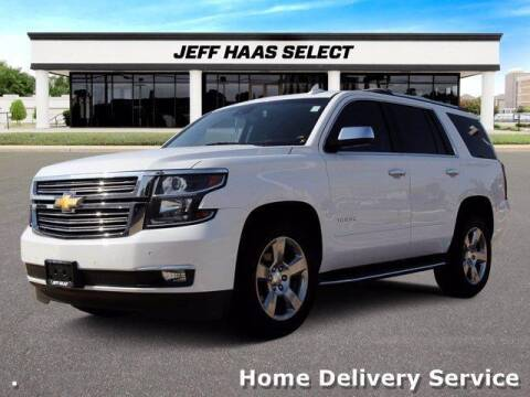 2018 Chevrolet Tahoe for sale at JEFF HAAS MAZDA in Houston TX