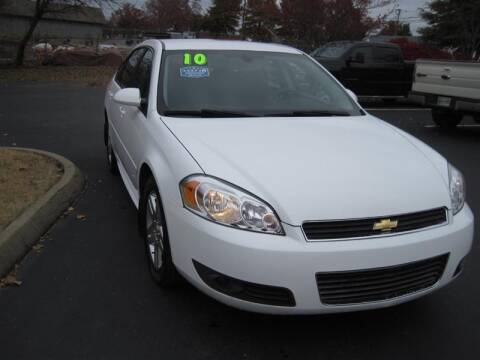 2010 Chevrolet Impala for sale at Reza Dabestani in Knoxville TN