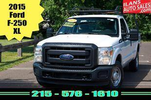 2015 Ford F-250 Super Duty for sale at Ilan's Auto Sales in Glenside PA