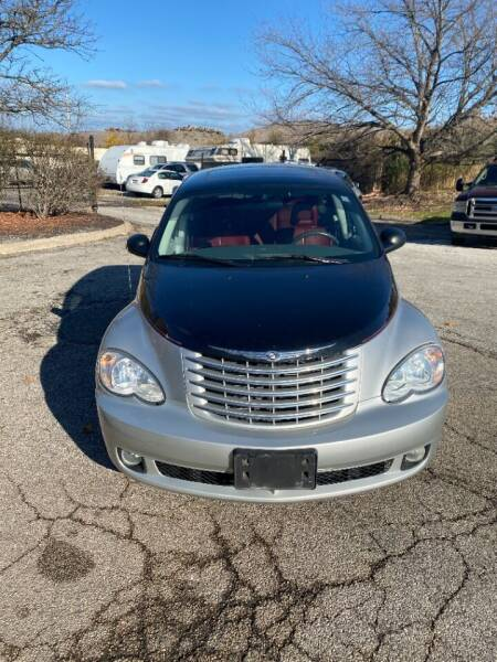 2010 Chrysler PT Cruiser for sale at VENTURE MOTORS in Wickliffe OH