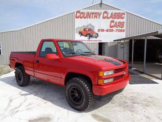 1995 Chevrolet C/K 1500 Series for sale in Staunton, IL