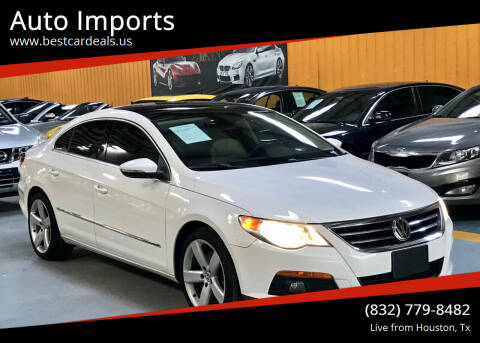 2011 Volkswagen CC for sale at Auto Imports in Houston TX