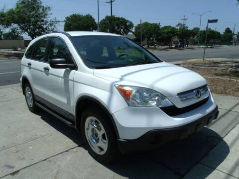 2009 Honda CR-V for sale at Hollywood Auto Brokers in Los Angeles CA