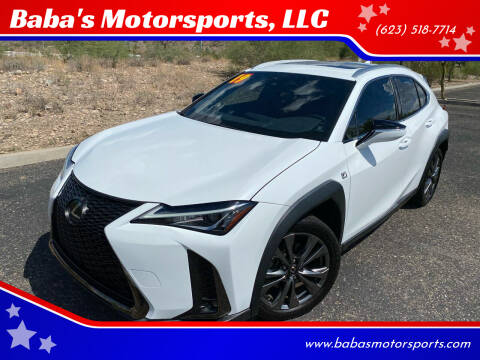 2019 Lexus UX 200 for sale at Baba's Motorsports, LLC in Phoenix AZ
