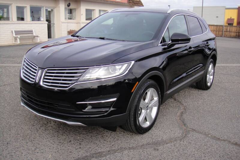 2017 Lincoln MKC for sale at Don Reeves Auto Center in Farmington NM