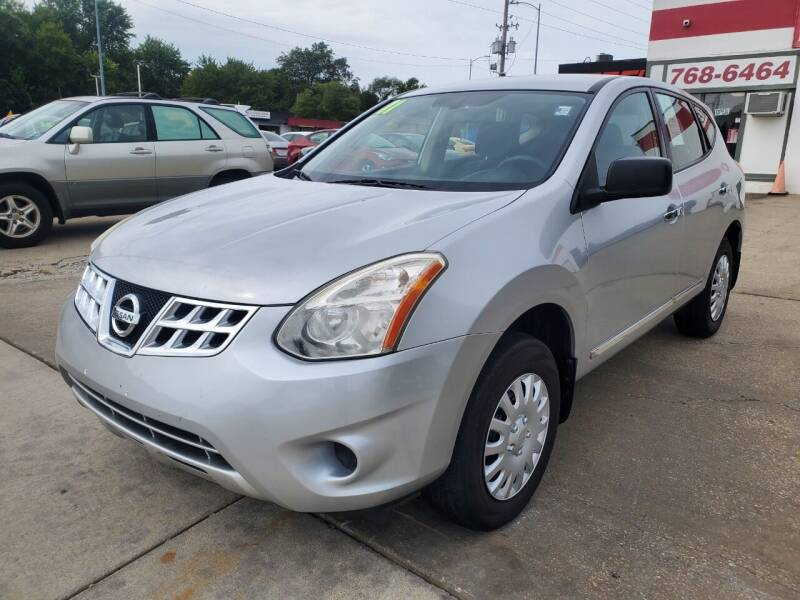 2011 Nissan Rogue for sale at Quallys Auto Sales in Olathe KS
