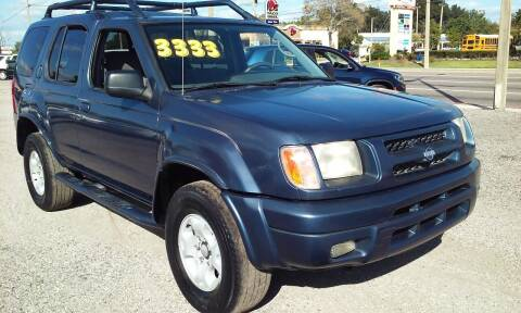 2000 Nissan Xterra for sale at Pinellas Auto Brokers in Saint Petersburg FL