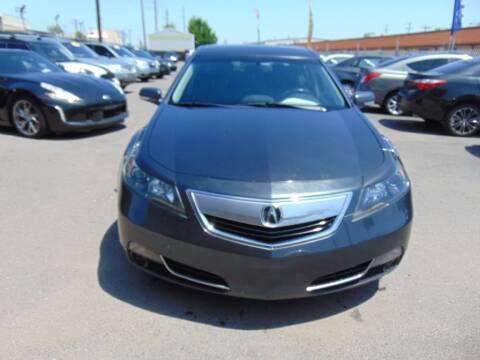 2012 Acura TL for sale at Avalanche Auto Sales in Denver CO
