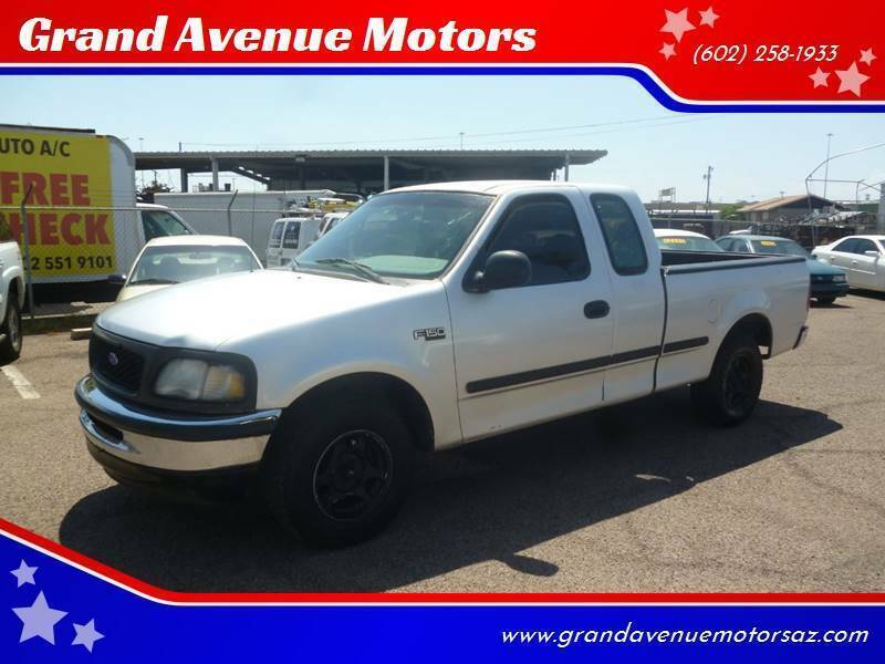 1997 Ford F-150 for sale at Grand Avenue Motors in Phoenix AZ