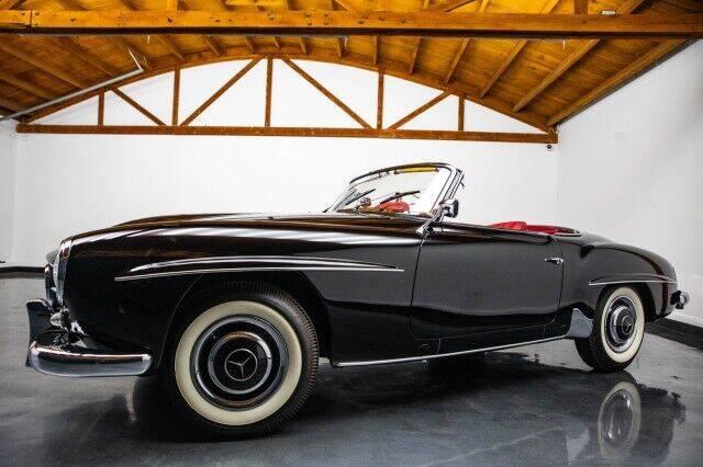 1957 Mercedes-Benz SL-Class for sale in Newport Beach, CA