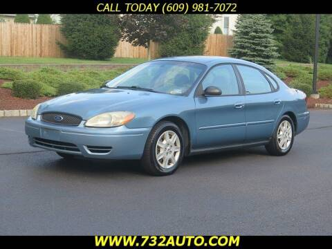 2007 Ford Taurus for sale at Absolute Auto Solutions in Hamilton NJ