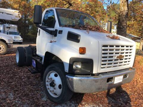 2008 GMC C7500 for sale at M & W MOTOR COMPANY in Hope AR