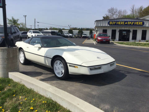 1988 Chevrolet Corvette for sale at Bi Rite Auto Sales in Seaford DE