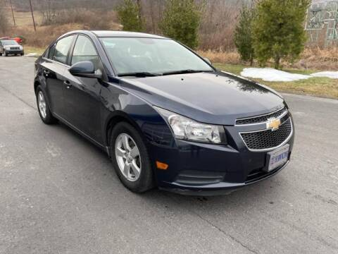 2014 Chevrolet Cruze for sale at Hawkins Chevrolet in Danville PA