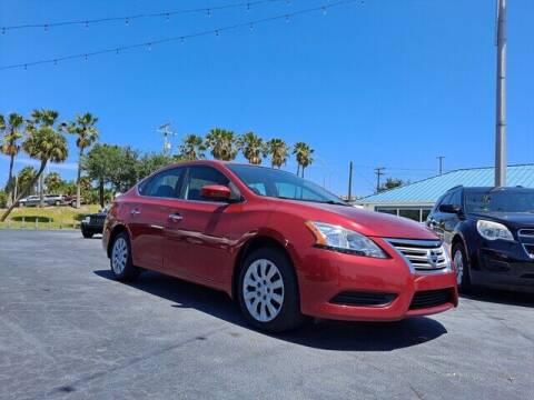 2014 Nissan Sentra for sale at Select Autos Inc in Fort Pierce FL