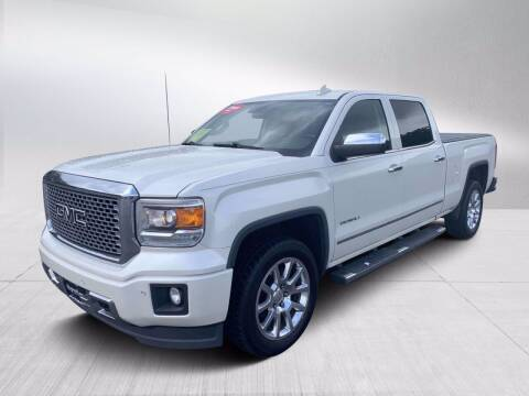 2015 GMC Sierra 1500 for sale at Fitzgerald Cadillac & Chevrolet in Frederick MD