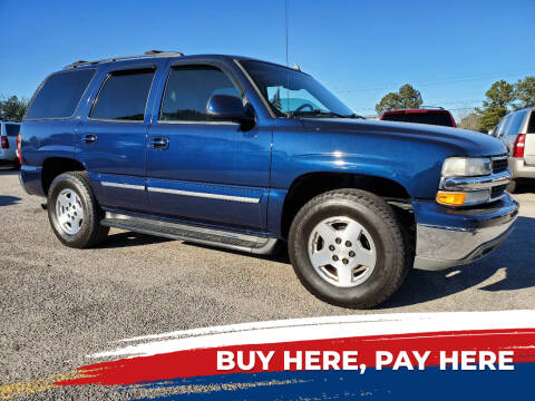 2006 Chevrolet Tahoe for sale at Rodgers Enterprises in North Charleston SC
