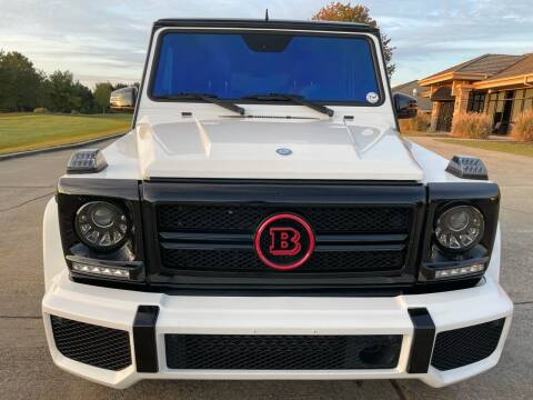2014 Mercedes-Benz G-Class for sale at Legacy Motor Sales in Norcross GA