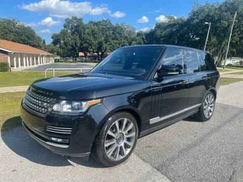 2014 Land Rover Range Rover for sale at P J Auto Trading Inc in Orlando FL