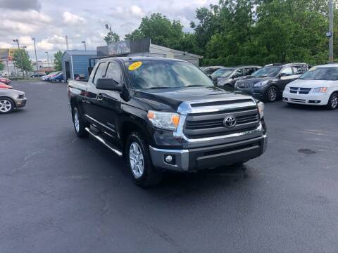 2014 Toyota Tundra for sale at LexTown Motors in Lexington KY