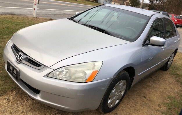 2004 Honda Accord for sale at GDT AUTOMOTIVE LLC in Hopewell NY