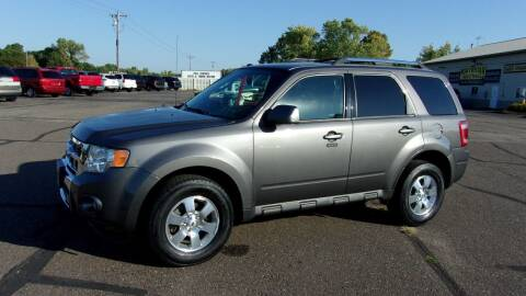 2012 Ford Escape for sale at North Star Auto Mall in Isanti MN